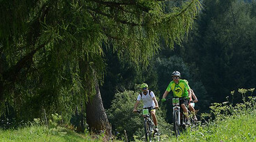 Green Weekend E-Bike nel Parco