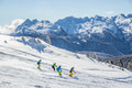 ski-group-snow-trentino
