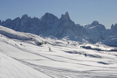view-mountains-freeride-snow-alpe-lusia-val-di-fiemme