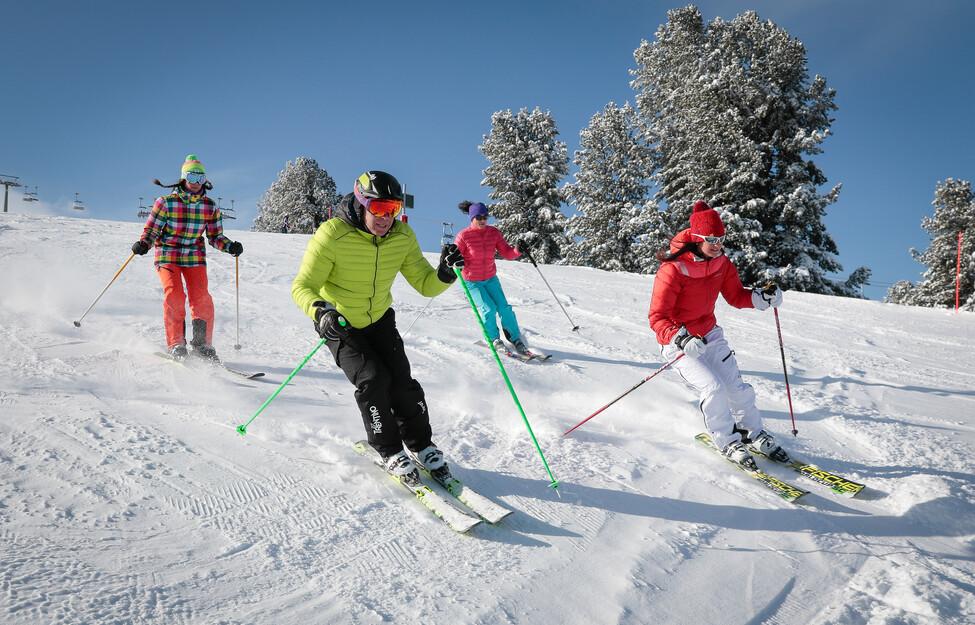 25/12/2018 - Ski Chauffeur La tua Vacanza senz' auto sugli sci 2018/2019