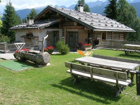 BAITA L'OR - appartamento vacanze in Bellamonte