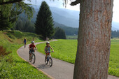 cycle route dolomites nature bikes family fiemme  | © visitfiemme