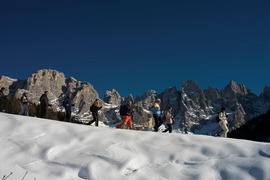 Val Venegia - Under the Pale di San Martino Dolomites