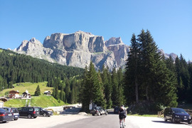 Sellaronda - clockwise tour